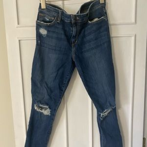"Joes Jeans ""The Icon"" mid rise skinny ankle"